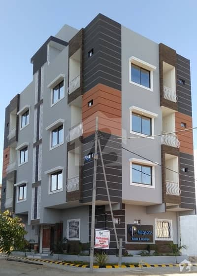 4 Rooms Luxruy Flat For Sale