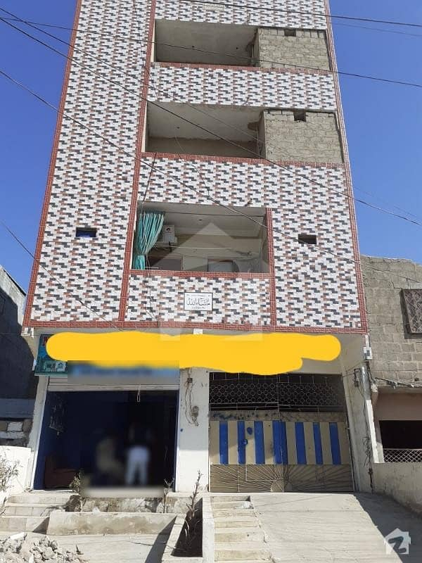 Suparco Road Sachul Flat For Sale