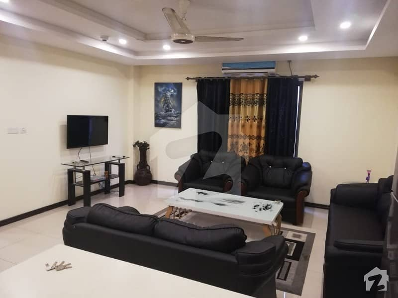 2 Bedrooms Fully Furnished Luxury Apartment For Rent In Bahria Town Rawalpindi