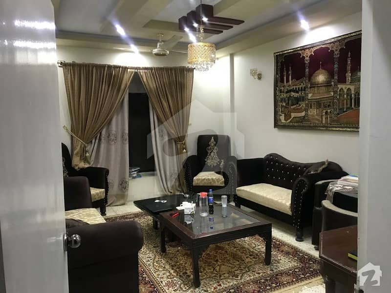 KDA PALACE VIEW - 3BED DL APARTMENT FOR SALE IN GULISTAN E JAUHAR
