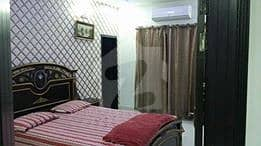 FULLY FURNISHED 10 MARLA UPPER PORTION AVALABLE