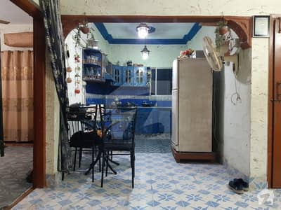 Flat Is Available For Sale In KDA Flat