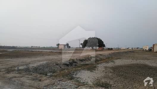 3 Marla Plot For Sale In D Block Al Haram Garden