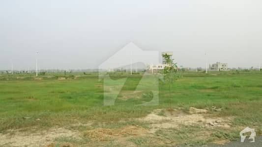 Plot Number 1372 Is Available For Sale In DHA Lahore Phase 7  Block T
