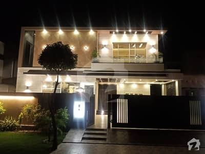 Dha Phase 6 Lahore Brand New 1 Kanal House Is For Sale In A Prime Location