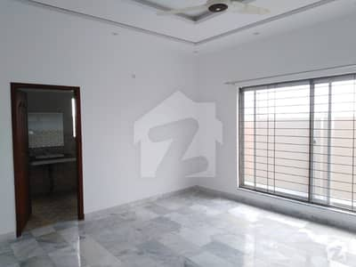 One Kanal Brand New Upper Portion Available For Rent in Eden City Lhr