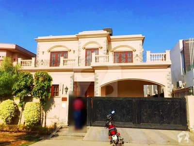 1 Kanal Fully Furnished Classical Spanish Design Bungalow In Dha Phase 5 Lahore