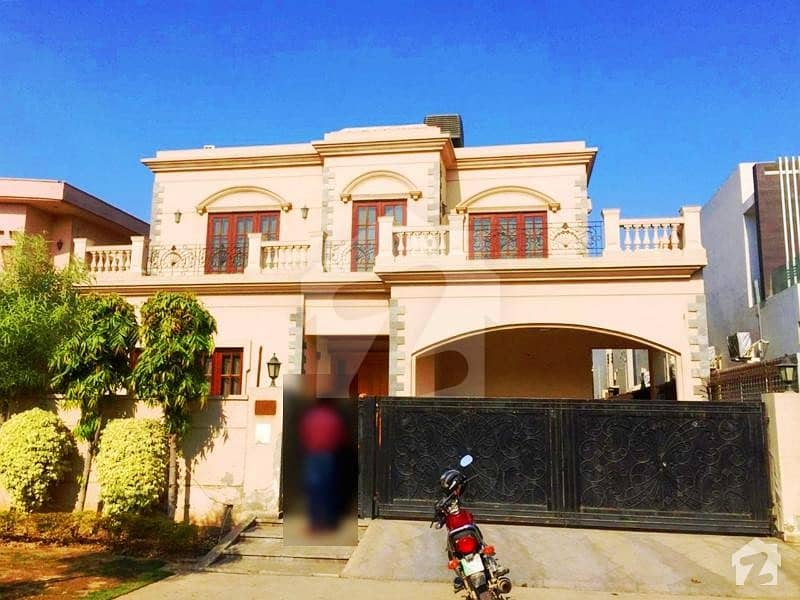 1 Kanal Modern Classical Spanish Design Bungalow In Dha Phase 5 Lahore