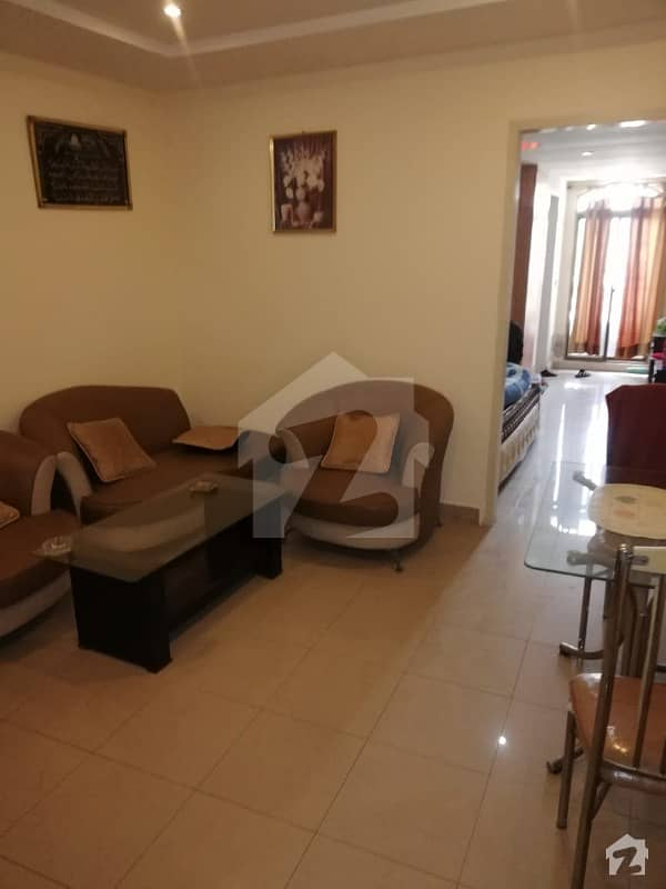 1 Bed Fully Furnished Apartment Is Ready For Rent At Reasonable Price