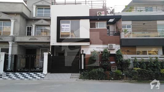 5 Marla Double Storey New House For Sale In A Block Of State Life Phase 1 Lahore