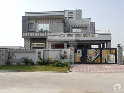 1 Kanal House Is Available For Sale In Dc Colony Neelam Block Gujranwala