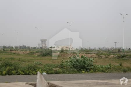 1 Kanal Residential Plot For Sale Block U Facing Park In Dha Phase 8 Lahore