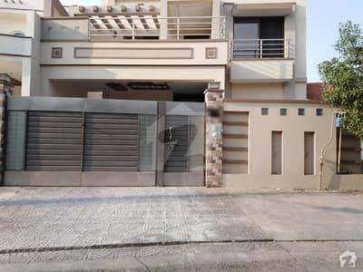 10.58 Marla Double Storey House For Sale In Wapda Town Phase 2 Multan