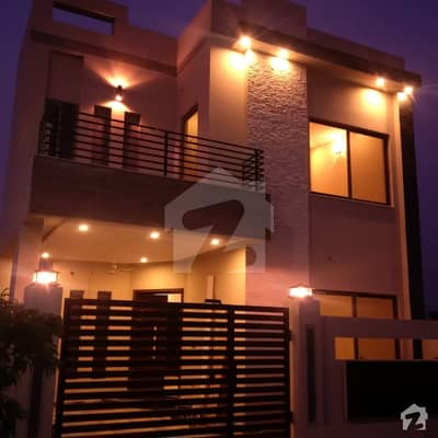 5 MARLA BNEW HOUSE AVAILABLE FOR SALE IN DHA 9 TOWN IN LOW PRICE