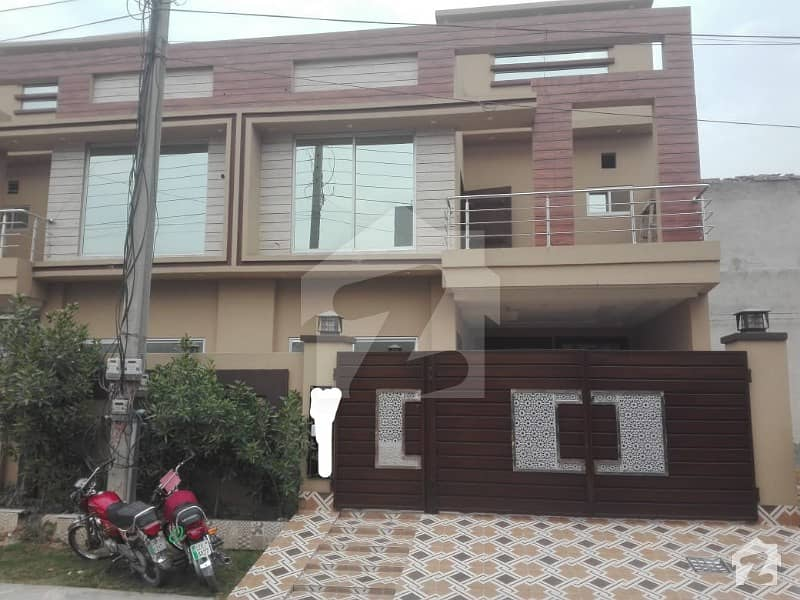 10 Marla Residential House Is Available For Sale At Architect Housing Society k Block At Prime Location