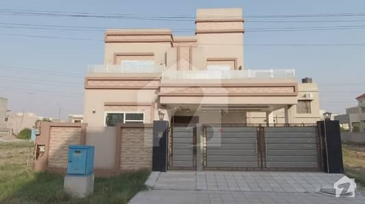 10 Marla Brand New Corner House For Sale In N Block Of Air Avenue Lahore