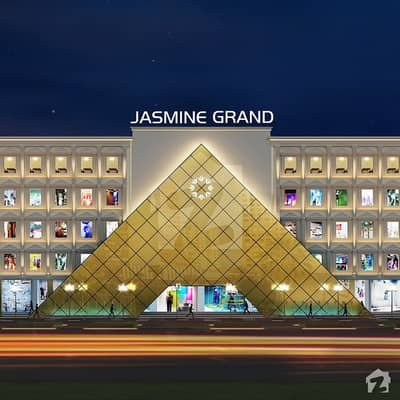 Jasmine Mall 400 Sq Ft Mb Facing Shop Available For Sale On 3 Years Installment
