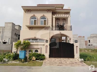 5 Marla Solid Beautiful House Very Cheapest Price In Dha