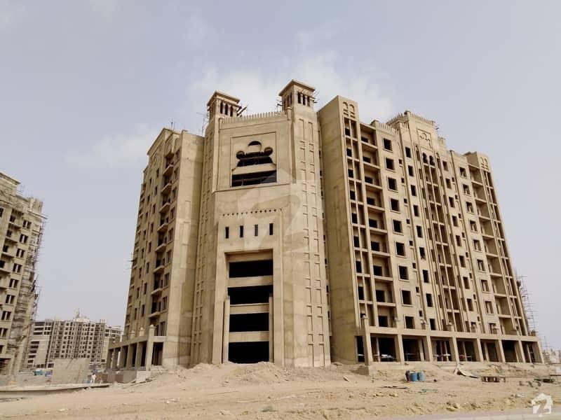 بحریہ ہائٹس بحریہ ٹاؤن کراچی کراچی میں 2 کمروں کا 5 مرلہ فلیٹ 50 لاکھ میں برائے فروخت۔