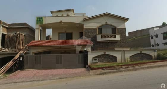 Brand New 22 Marla House Is Available For Sale In Sector Overseas 5 Bahria Town Phase 8