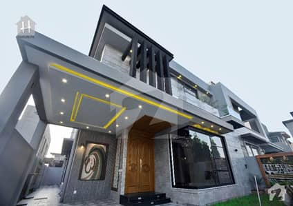 Brand New  10 Marla Beautiful  House Available For Sale In Dha Phase 6