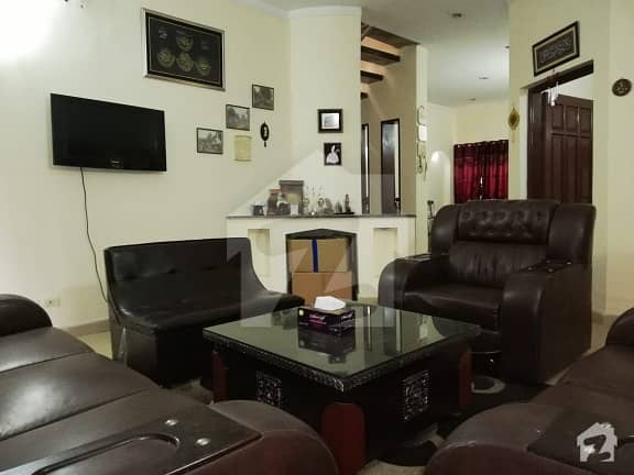 8 Marla Fully Furnished House For Rent