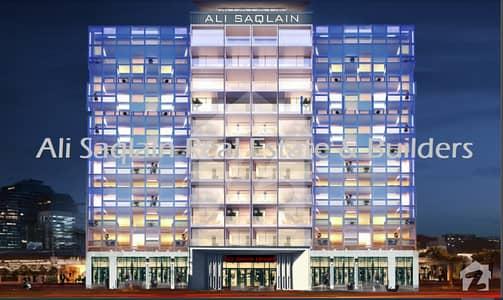SQ Jinnah Heights Studio Apartment Facing International Theme Park On Booking