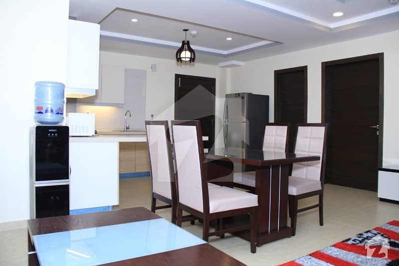 Ful Furnished One Bed Flat For Rent In Bahria Heights 1 Ext Bahria Town