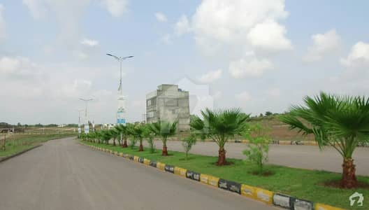 Commercial Plots Back of Main Boulevard 180 Feet Available