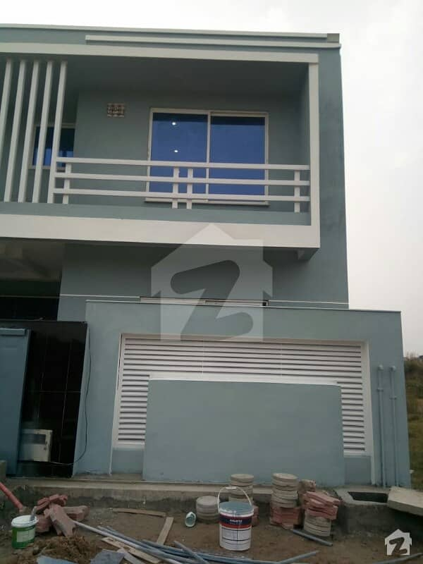 Brand New Ground And Upper Portions For Rent