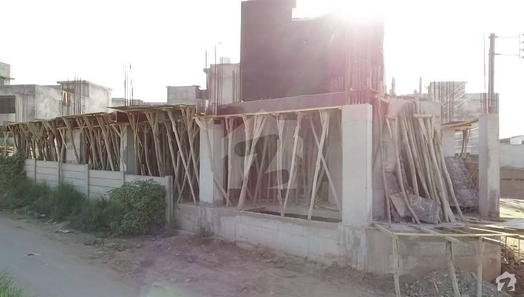 Ahsan Heights First Floor Flat For Sale