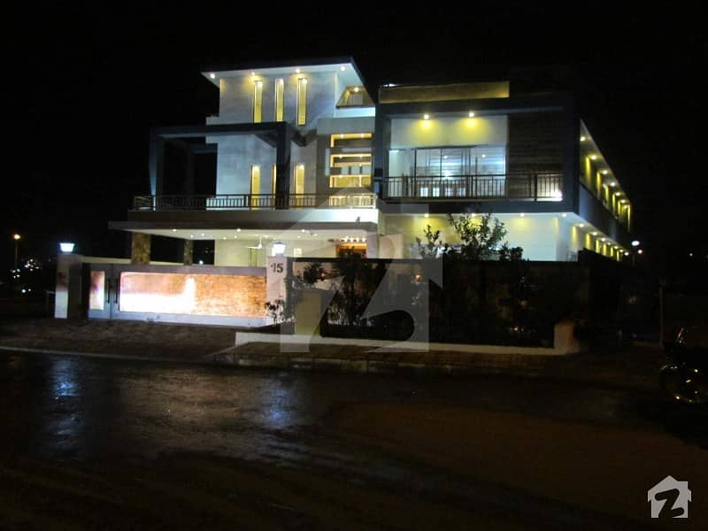 26 Marla Boulevard House For Sale Near Middle Ring Road Sector A Phase 8 Bahria Town Rawalpindi