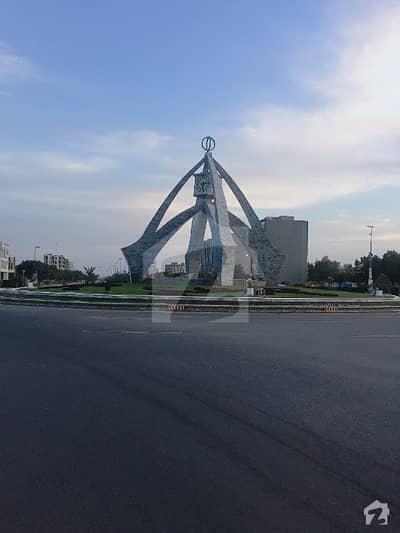 2 Marla Commercial Plot For Sale In Ghaznavi Block Bahria Town