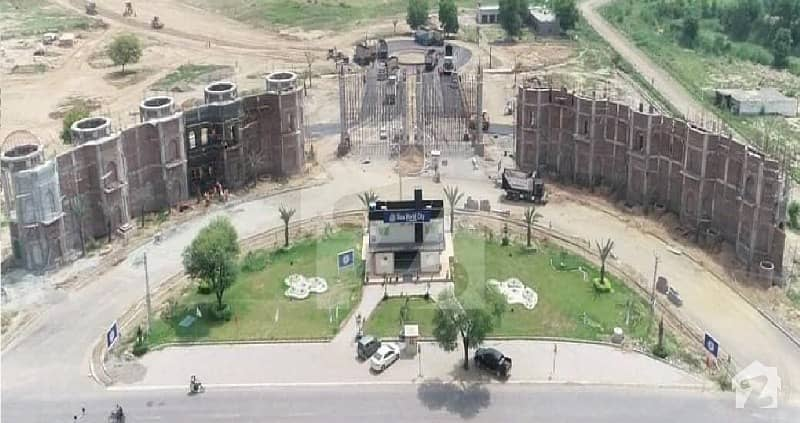 Blue world city Islamabad 10 Marla plot for sale on investor price