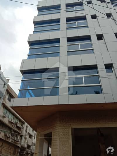 Office for sale in DHA Phase 5 next to KFC 80 ft front Road