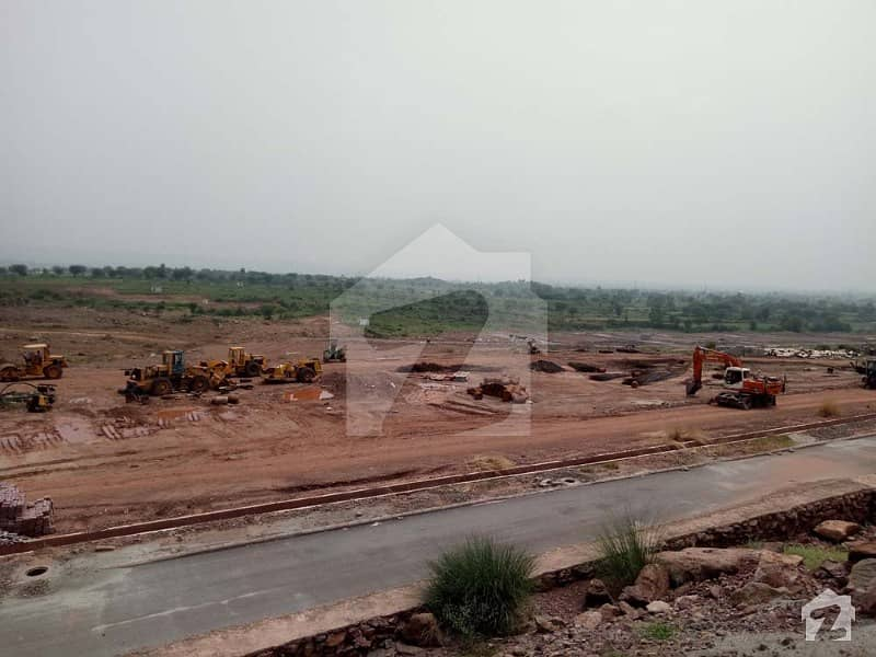 Sector F 10 Marla Plot Ideal Location Residential Plot for Sale