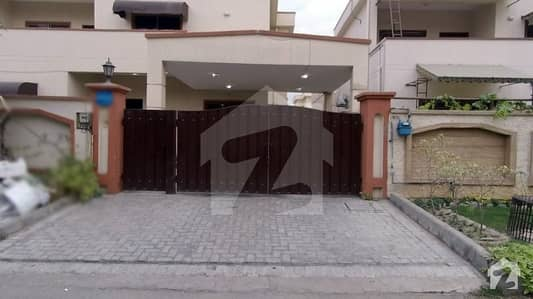 1 Kanal House For Sale In Paf Falcon Complex Lahore