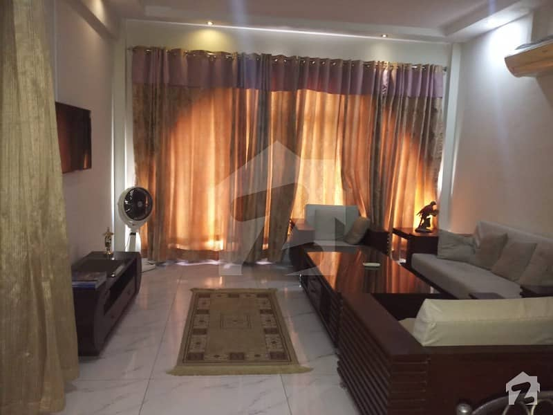1 Bed Furnished Apartment For Rent In Bahria Heights 2 Ext Phase 6