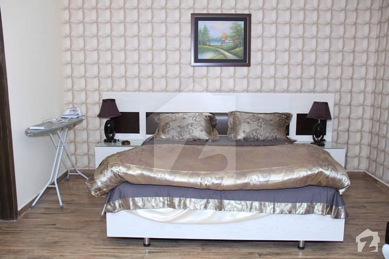 1 Bed Furnished Apartment For Rent In Bahria Heights 1 Ext Phase 1