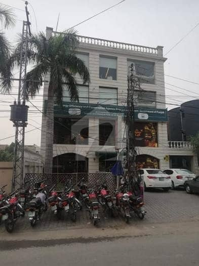 1 Kanal 9 Marla Lifetime Commercial Paid Building For Sale