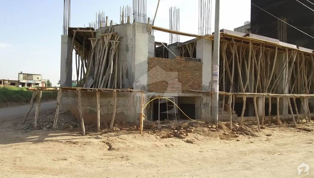 Ahsan Heights Shop Is Available For Sale
