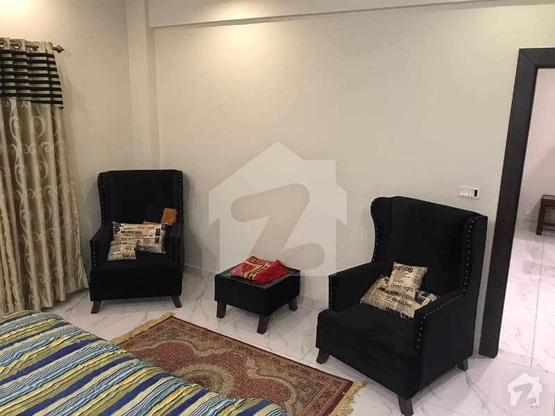 1 Bed Furnished Apartment For Rent In Bahria Heights 1 Ext Phase 6