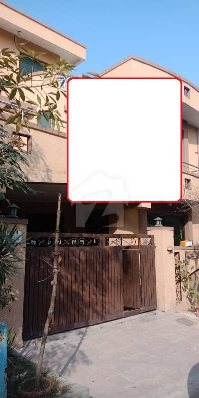 Pakistan Phase 1 Hill View Block 6 Marla 100 Owner Built Home Double Unit Very Solid House For Sale