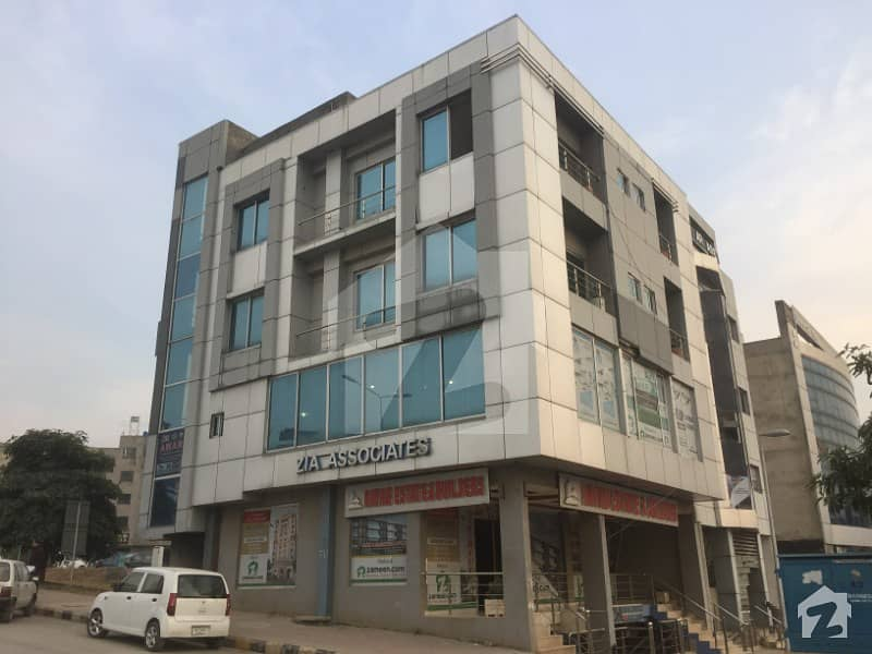 6 Marla Plaza For Sale In Hub Commercial  Bahria Town Phase 8