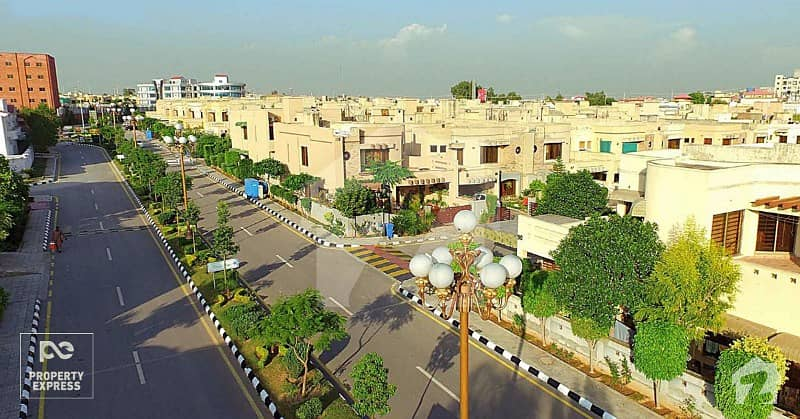 Direct From Owner 5 Marla Developed Plot For Sale In Low Cost Block E