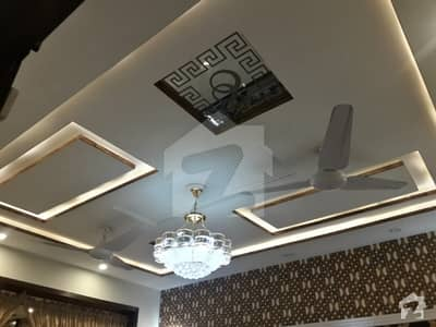 8 Marla Beautiful And Well Constructed Like New House Is Available For Rent in Ali Block Bahria Town Lahore