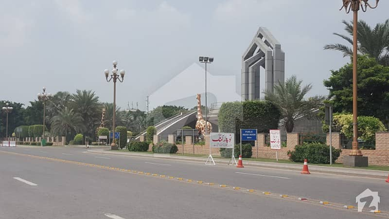Good Location 10 Marla Plot Is Available For Sale In Jasmine Block Bahria Town Lahore
