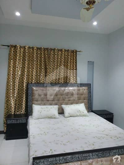 Fully Furnished 10 Marla House Available  For  Rent