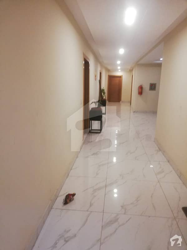 One Bed Full Furnished Flat Available For Rent In Sector C Bahria Town Lahore