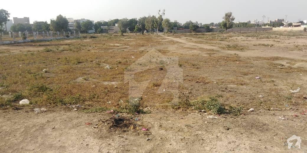 پاکستان ایئر کریو کو-آپریٹو ہاؤسنگ سوسائٹی سکیم 33 کراچی میں 1.2 کنال رہائشی پلاٹ 1.85 کروڑ میں برائے فروخت۔